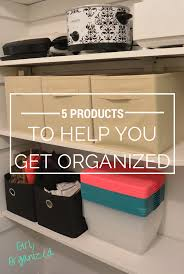 5 products for home organization a bird and a bean