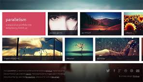 20 free html5 responsive templates with beautiful designs