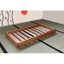 futon per bambini lettino montessoriano per bambini akachan sola struttura