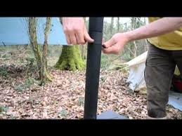 Diy Tent Wood Stove Proto 1 Youtube - frontier stove out of the box youtube