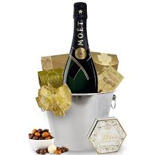 martini and rossi champagne send a moet chandon champagne bucket gift basket online and