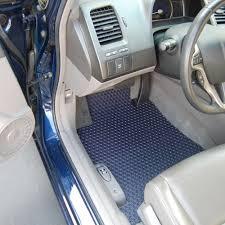 honda pilot all weather mats element custom all weather rubber floor mats