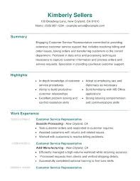 Combination Resume Samples Sample Hybrid Resume Customer Service Combination Resume Sample