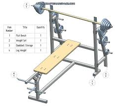 Weider Pro 256 Combo Weight Bench Bench Press Set With Weights Bench Press Set With Weights For Sale