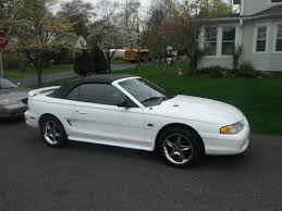 95 mustang gt sell used 95 ford mustang gt only 82000 convertible