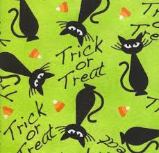 lime green halloween background moda fabrics eerily elegant halloween by deb strain 24 panel