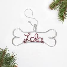 personalized holiday ornaments foxblossom co