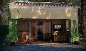 open plan bungalow floor plans spanish retirement community alemeria spain bungalow plans