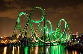 Seeking Theme 30 Best Theme Park Rides In America