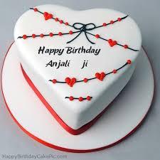 happy birthday anjali wishes cake images u0026 quotes wishes