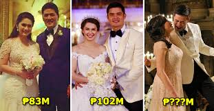 wedding in the here are the most expensive weddings in the philippines