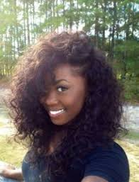 Styles To Wear While Transitioning To Natural Hair - different ways to blend your natural hair while wearing a weave