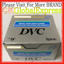 dv cassette 5 pcs pour dvc mini dv cassette bande ay dvmclww cam礬scope