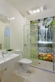 badezimmer paneele bedruckte dibond paneele im bad