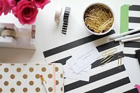 My Gold Desk On My Desk Stephanie Sterjovski