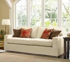 Sleeper Sofa Slipcover by Pottery Barn Grand Sofa Militariart Com