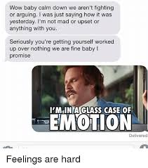 Glass Case Of Emotion Meme - 25 best memes about glass case of emotion glass case of