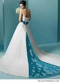 teal wedding dresses light coloured wedding dresses