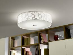 design led living room lamp white ceiling lamp glass ceiling flush