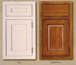 a close look at ikea sektion cabinet doors inside kitchen cupboard