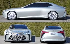 lexus and toyota are same introducing the all new 2018 lexus ls 500 u0026 ls 500h page 16