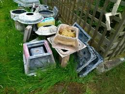 fibreglass moulds planters garden ornaments etc in newcastle