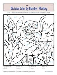 division coloring worksheets free worksheets library download