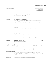 Best Skills For A Resume by What To Write On A Resume Best Free Resume Collection