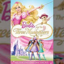 barbie musketeers topic