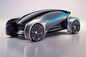 concept car of the jaguar future type concept at 2017 frankfurt motor show pictures