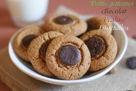 pralin de cuisine gateau sec petits gâteaux chocolat praliné amour de cuisine