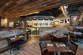 interior awesome industrial restaurant designs picture ideas