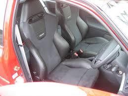 siege recaro megane rs recaro trendline seats for my turbo phase 1 cliosport