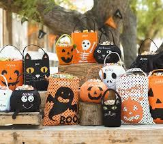 black cat treat bag pottery barn kids