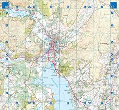 az city map a z adventure series maps a z maps