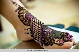 to get a dark henna colour on hands and feet