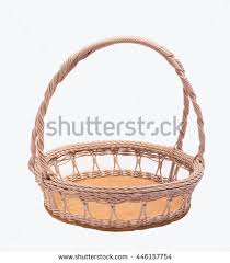 empty gift baskets present basket stock images royalty free images vectors