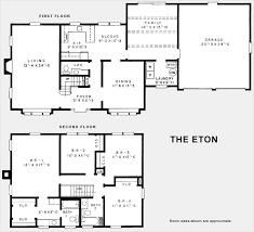 floor plans of homes eton png
