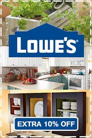extra 10 off at lowes com use coupon code http www dealsplus