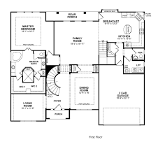 floor plans new home floor plans