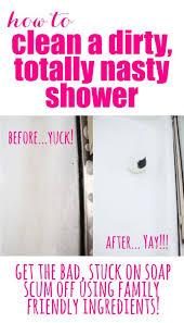 best 25 vinegar shower cleaner ideas on pinterest shower