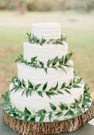 Wedding Cake Simple Hello May Wedding Cake Inspiration