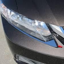 honda civic sedan chrome headlight trim 2012 2013 2014 2015