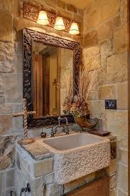 Best  Stone Bathroom Ideas On Pinterest Spa Tub Master - Stone bathroom design