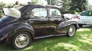 renault caravelle engine renault 4cv convertible youtube