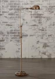 Julian Apothecary Floor Lamp Breakwater Bay Silview 65
