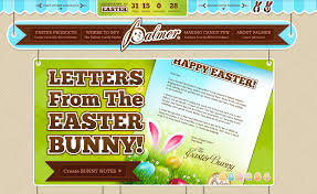 rm palmer company launches easter website
