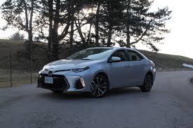 2018 toyota corolla review autoguide com news
