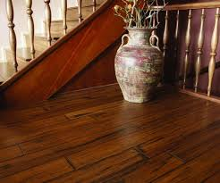 strand bamboo flooring dining room traditional with bamboo floors