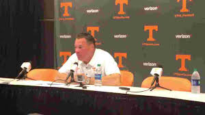Penalty Flag Football Why Did Vols Coach Butch Jones Get A Penalty For Unsportsmanlike